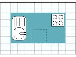 kitchen design layout. island layout kitchen design f