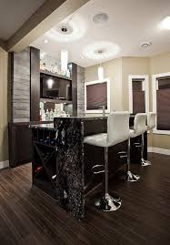 modern basement bar ideas. Plain Ideas View In Gallery Small Contemporary Basement Bar Design Design Urban Abode To Modern Basement Bar Ideas H