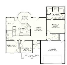 split bedroom house plans ranch split bedroom floor plans inspirations with open concept house one story