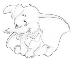 Dumbo Coloring Pages Daily Inspiration Quotes