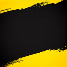 Yellow And Black Ink Abstract Background In 2020 Abstract