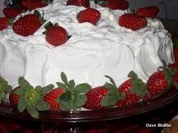 Blotkake Birthday Cake Recipe Norsk Blotkake