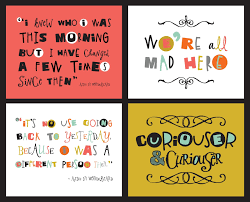 Collection Of Disney Alice In Wonderland Quotes 38 Images In