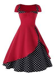 Pin Up Dress Pattern Custom Inspiration Design