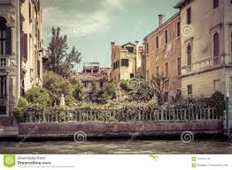 beautiful garden on the grand c in venice