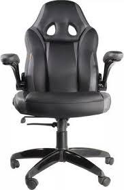 <b>Кресло Chairman game 15</b> экопремиум черный/серый 00-07022780
