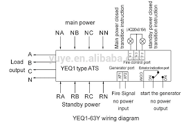 phase position wenzhou circuit breaker type of automatic 3phase position wenzhou circuit breaker type of automatic electical changeover cut on off generator power switch note this wiring diagram