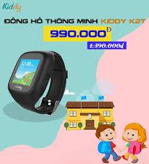 Kiddy - Đồng Hồ Thông Minh Cho Trẻ Em - Photos