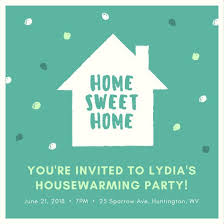 housewarming cards to print customize 39 housewarming invitation templates online canva