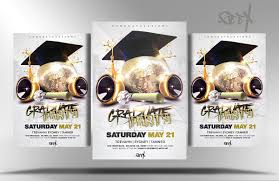 Graduation Flyer Template Graduation Flyer Design Yourweek B24b24eeca24e 23