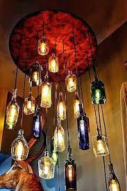 best of salvaged liquor bottle chandelier for jack daniels diy awesome bright ideas wine beer chandeliers
