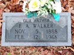 Felix Austin Walker (1888-1968) - Find A Grave Memorial