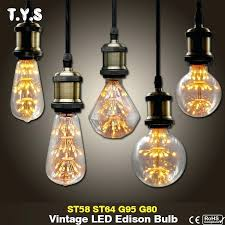 led edison bulb vintage bulb vintage led filament light bulb retro led energy saving lamp replace incandescent filament bulb 100w led edison bulb dimmable