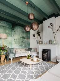 What Are Your Thoughts On Painted Ceilings Interiors Plafond