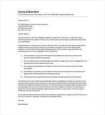 Cover Letter Entry Level Entry Level Cover Letter Template 11 Free