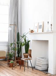 lamps living room lighting ideas dunkleblaues. COPPER PIPE LAMP + MULTIPLE CACTI Zuhause Bei Der Illustratorin Saar Manche | Lilaliv Lamps Living Room Lighting Ideas Dunkleblaues