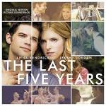 The Last Five Years [Original Motion Picture Soundtrack] album by Anna Kendrick