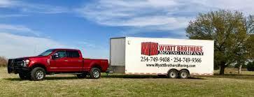wyatt brothers moving company waco