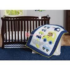 piece crib bedding set