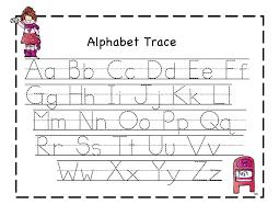 Traceable Abc Printable Worksheets Tracing Worksheets Free Printable