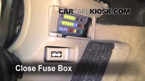 interior fuse box location 2003 2007 honda accord 2005 honda 2005 honda accord fuse box diagram at Blown Fuse Box Honda Accord 2005