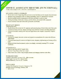 qualifications summary resumes resume skills summary examples how to write a qualifications summary