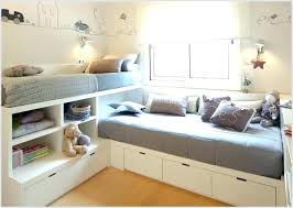 modern twin bed. L Shaped Twin Beds With Corner Unit Bed Units Cheap Modern Plans 6