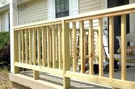porch railing ideas diy front porch wood railing designs image and porch railing designs
