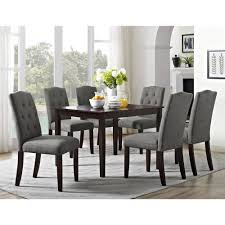 dining chairs gray table set tables ideas