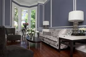 Living room victorian lounge decorating ideas Interior Modern Black White Blue Living Room Houzz How To Create Modern Victorian Interiors Freshomecom