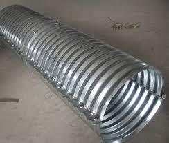 diameter1200mm corrugated culvert pipe