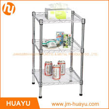 manufacture chrome wire shelving 2 tier for kitchen and home storagelike