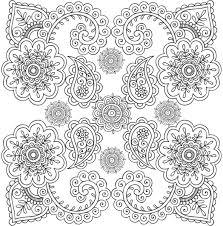 Dessin De Coloriage Anti Stress Imprimer Cp01328