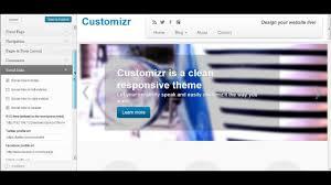 Designed By Press Customizr Customizr Wordpress Theme Adding Social Networks Icons