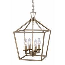 antique silver leaf 13 inch four light pendant trans globe lighting lantern pendant lighti