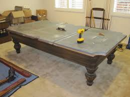 Setting Up A Pool Table Renaissance Pool Table Re Do Dk Billiards Pool Table Moving Repair