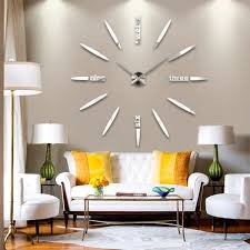 full size of living area diy sweet picture frame style wall clock interior family wall
