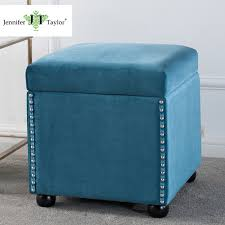Cheap Footstools With Storage Online Get Cheap Fabric Storage Ottoman Aliexpresscom Alibaba