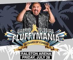 Gabriel Iglesias Sold Out Ralston Arena