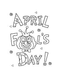 Make them happy with these printable coloring pages and let them show how artful and creative they. April Fools Day Coloring Bundle 14 Pages April Fools Day Activities
