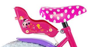 Disney Minnie Mouse 14 Inch 235 Cm Girls Coaster Brake Pinkpurple