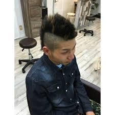長渕剛風カット Soar Hair Worksソアーヘアーワークスのヘアスタイル