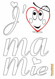 F Te Des Mamies Grands M Res Coloriage Imprimer Amour De Mamie