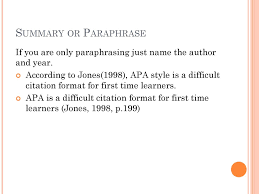 Citation And Reference Ppt Download