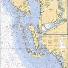 Charleston Harbor Chart 11524 Charleston Harbor Noaa Chart 11524 Digital Art By Paul And