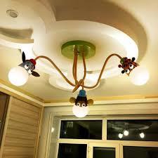 boys bedroom lighting. childrenu0027s room light creative led ceiling lamp bedroom lights boys girls study cartoon eye care lighting e