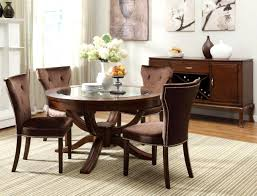 cute startling small round dining table set small round kitchen dining table set with cool rug