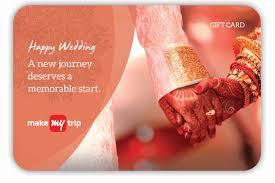 wedding giftcard