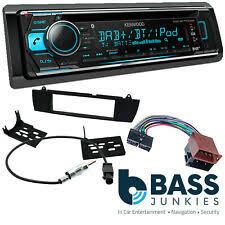bmw z4 stereo bmw z4 2002 2008 kenwood bluetooth dab cd spotify car stereo wiring kit