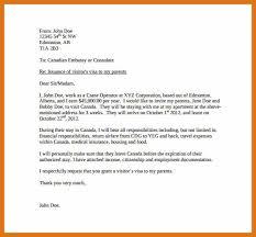 visa letter invitation letter for visa letter format business